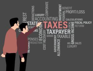 Basis van belastingaangifte